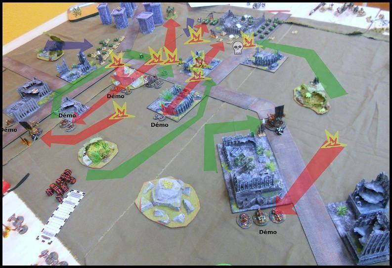 3000 pts - GI vs Orks 7-T2