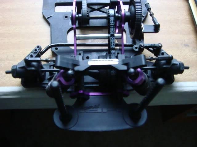 Brushless Drift Build.. DSC00516