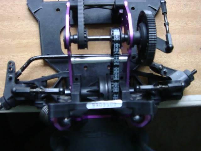 Brushless Drift Build.. DSC00518