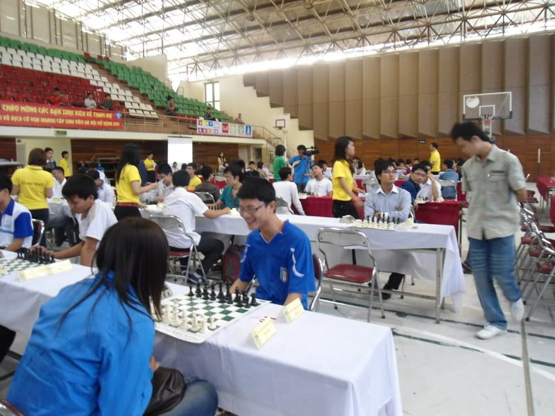 ảnh của ICK tại Giải vô địch cờ vua HÀ NỘI DSC01814