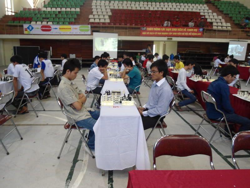 ảnh của ICK tại Giải vô địch cờ vua HÀ NỘI DSC01822