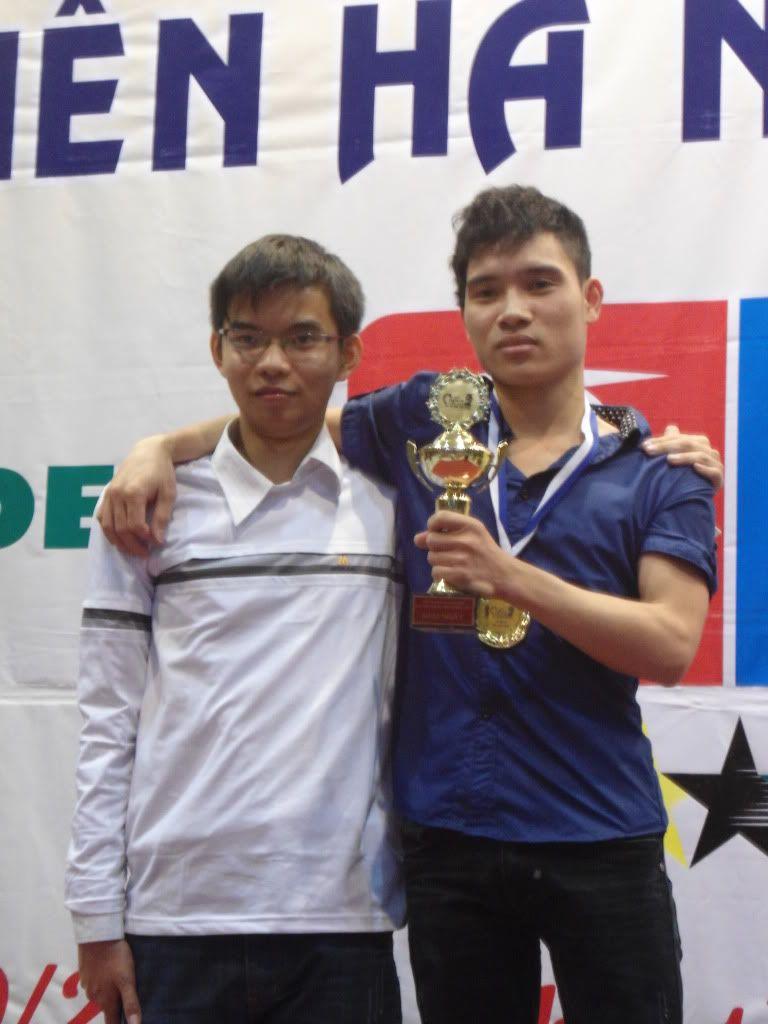 ảnh của ICK tại Giải vô địch cờ vua HÀ NỘI DSC01885