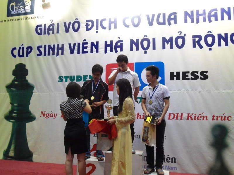 ảnh của ICK tại Giải vô địch cờ vua HÀ NỘI DSC01938