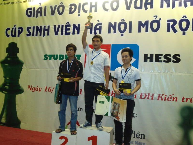 ảnh của ICK tại Giải vô địch cờ vua HÀ NỘI DSC01945