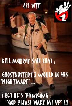 Bill Murray au Scream awards mardi BillMurraysaid