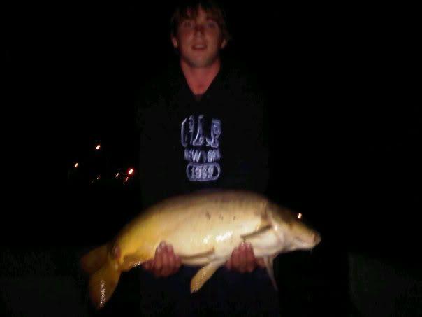 27lb carp????? Fishies