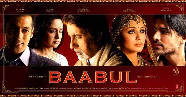 Baabul 2006 dvdrip xvid watch online 70a914fa