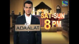 SONY TV ADALAT ALL EPISODE WEEKLY UPDATED F4e78aa7