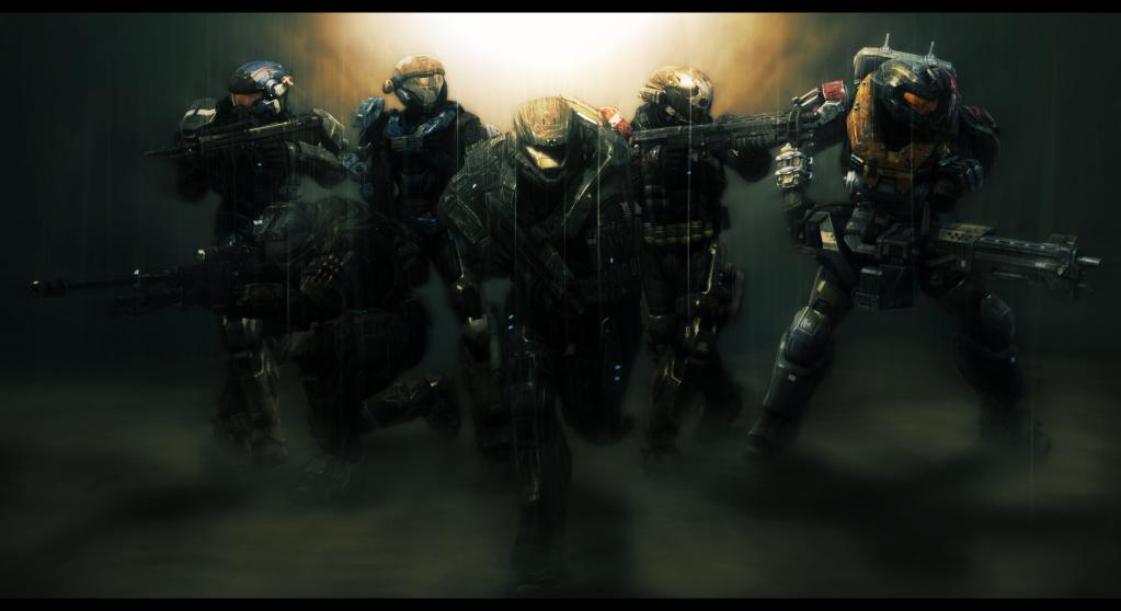 Halo: Reach Review NobleTeam