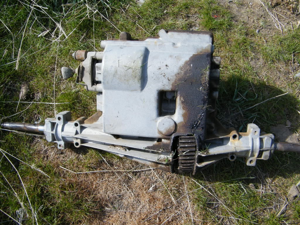 1989 craftsman mud tractor build up DSCF4016