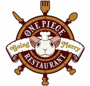 One Piece tiene restaurante Logorestaurante