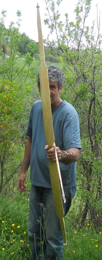 Arcs et flèches de la préhistoire en Europe suite. Fig%209_zpsbvbkang3