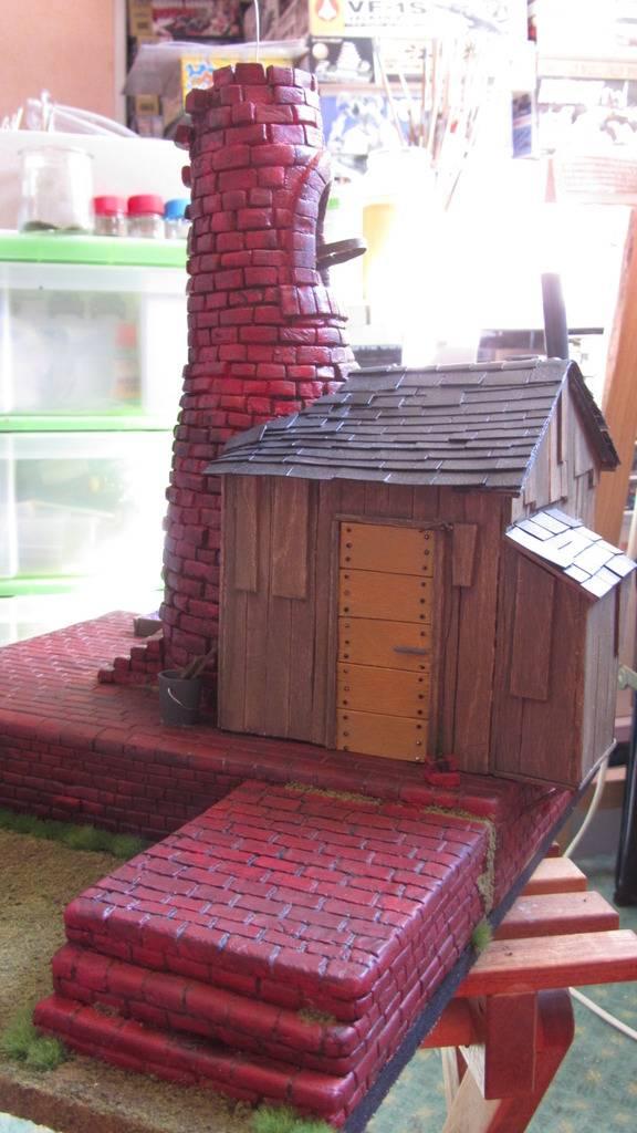 Studio Ghibli : La petite cabane du Château dans le ciel IMG_5117_zpsojnpohrm