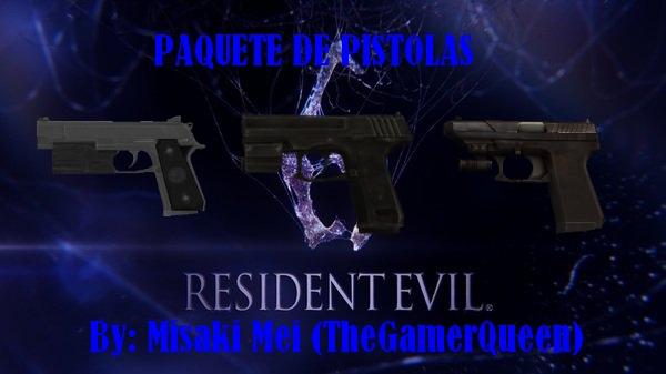 Paquete De Pistolas RE6 Trucos-Resident-Evil-6_zpsa1403f3d