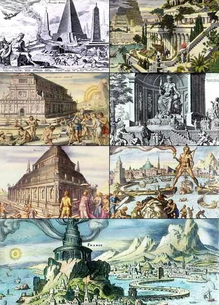 பண்டைய 7 உலக அதிசயங்கள் 431px-SevenWondersOfTheWorld