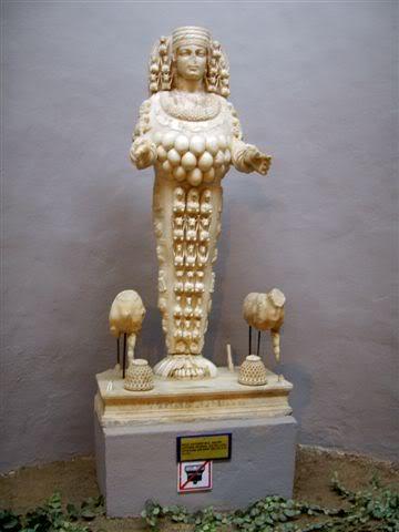 பண்டைய 7 உலக அதிசயங்கள் Statue_of_Artemis_Ephesus