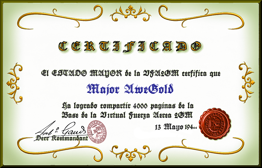 Certificado 4,000 paginas VFA2GM Awegold_zps5f948e29
