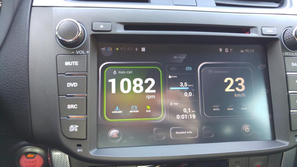 Central Multimidia Nissan Novo Sentra - Página 5 Caroo