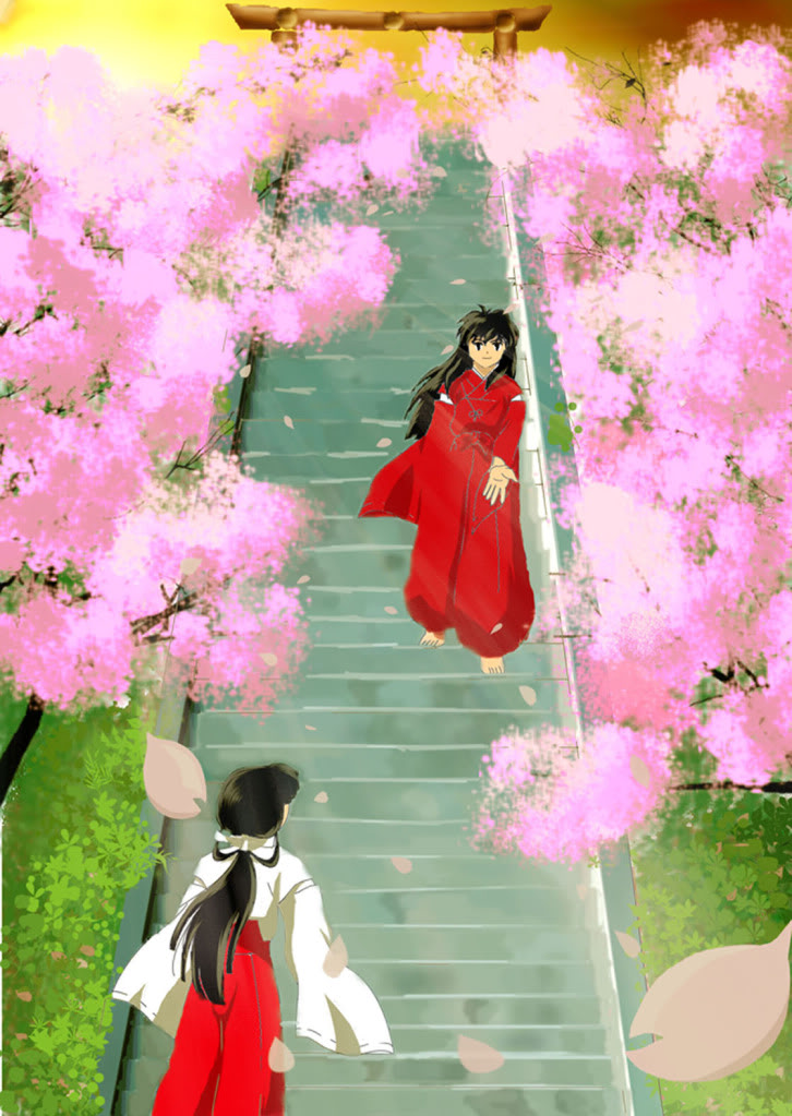 [Thi vẽ] Mùa xuân trong Kikyou ♥ Kikyou-inuyasha2
