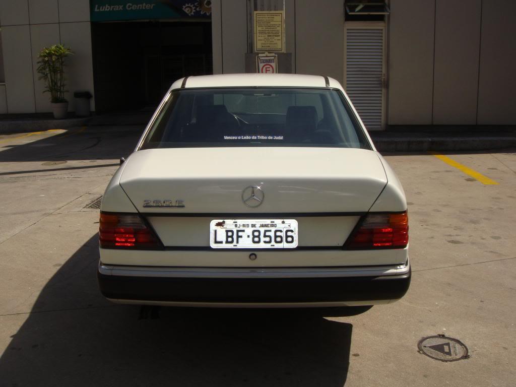 W124 260E 1992, ex- Consulado da Suiça no Rio de Janeiro - R$ 29.000,00 DSC04736_zps61a436da