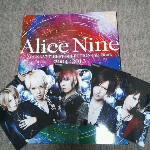 [Alice Nine ARENA37℃ BEST SELECTION File Book 2004-2013 -Book-] 4178769171_zps2d157439