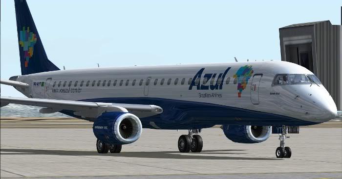 [FS9] Voando com a Azul  Enb2011-10