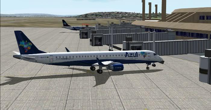 [FS9] Voando com a Azul  Enb2011-11