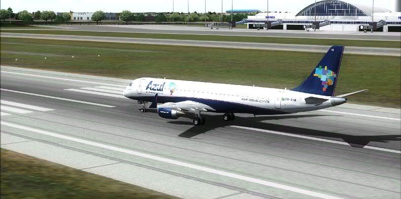 [FS9] De Fortaleza a Recife com a Azul ! V1