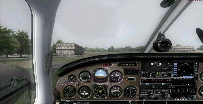 [FS9] Era para ser um voo VFR Vfr10