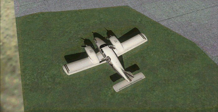 [FS9] Era para ser um voo VFR Vfr11