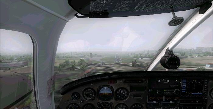 [FS9] Era para ser um voo VFR Vfr12