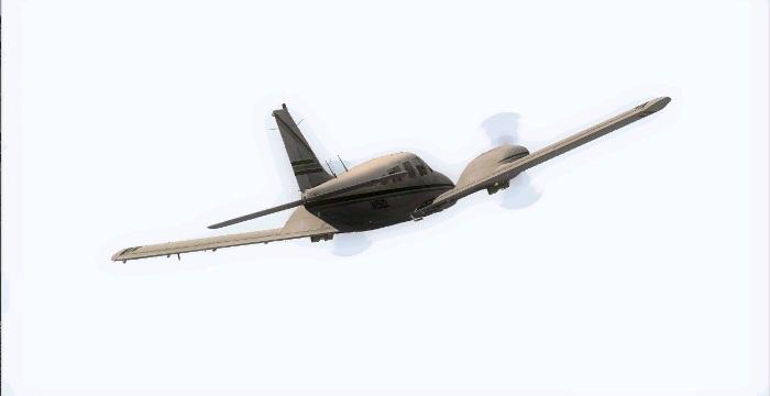[FS9] Era para ser um voo VFR Vfr3