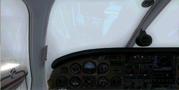 [FS9] Era para ser um voo VFR Vfr7