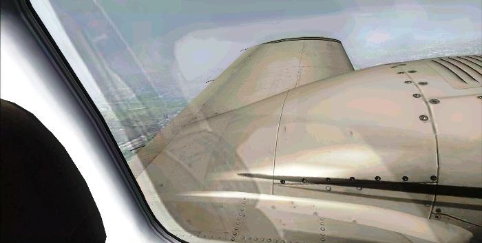 [FS9] Era para ser um voo VFR Vfr8