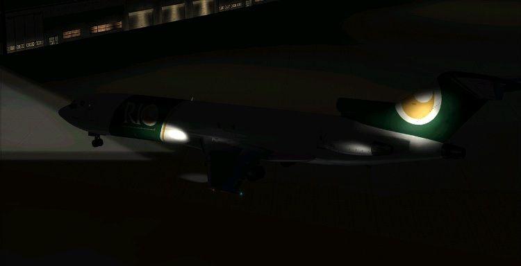 [FS9] Voando com a Rio Virtual RIO98902