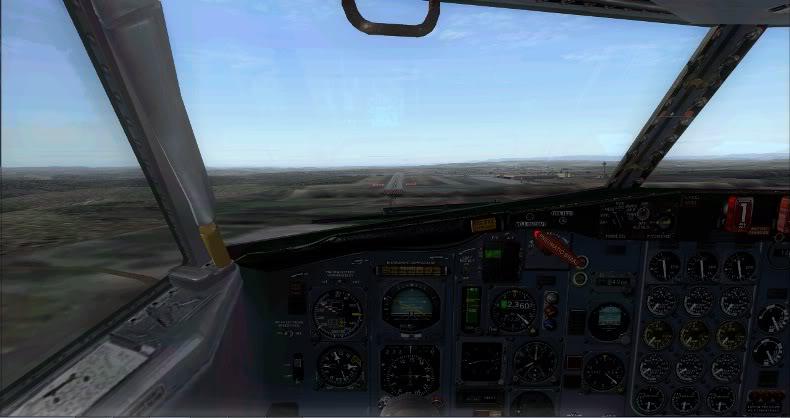 [FS9] 727 Rio Linhas Aéreas Confins - Campinas Rio12