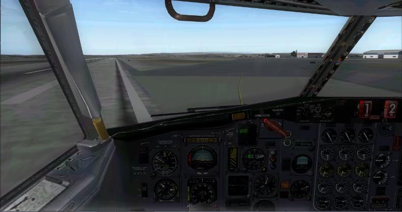 [FS9] 727 Rio Linhas Aéreas Confins - Campinas Rio14
