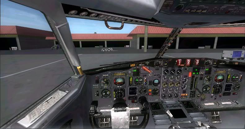 [FS9] 727 Rio Linhas Aéreas Confins - Campinas Rio15