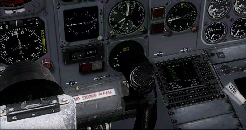 [FS9] 727 Rio Linhas Aéreas Confins - Campinas Rio16