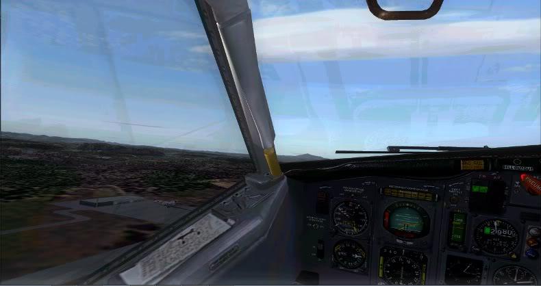 [FS9] 727 Rio Linhas Aéreas Confins - Campinas Rio5