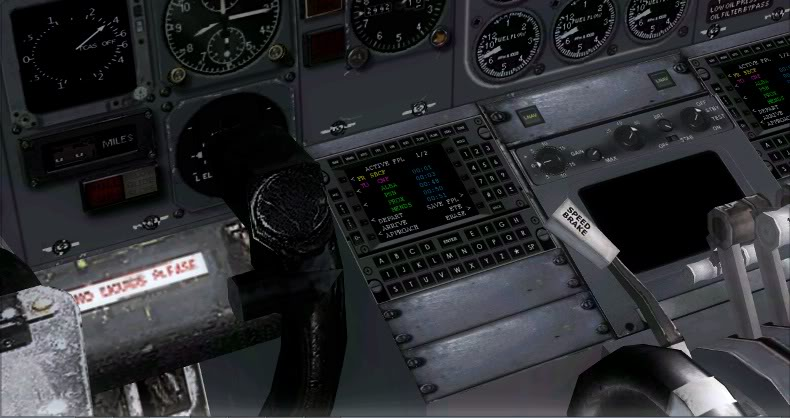 [FS9] 727 Rio Linhas Aéreas Confins - Campinas Rio7