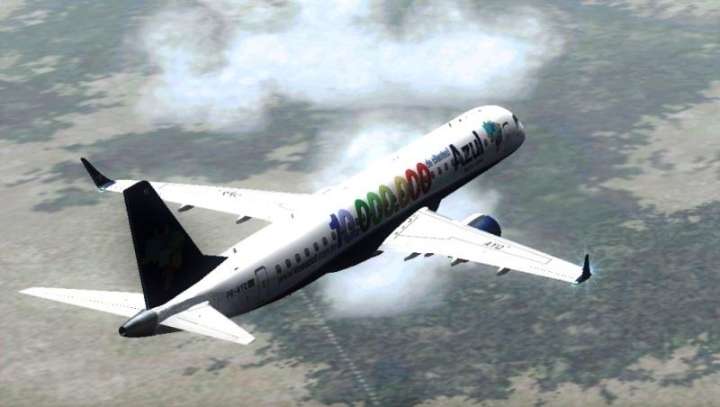 Voando pelo Norte / Nordeste Sbte2