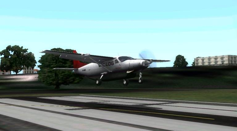 Voando por ai com a Azul e Wings Airways Wic6