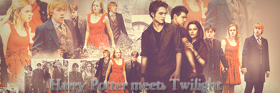 Harry Potter meets Twilight