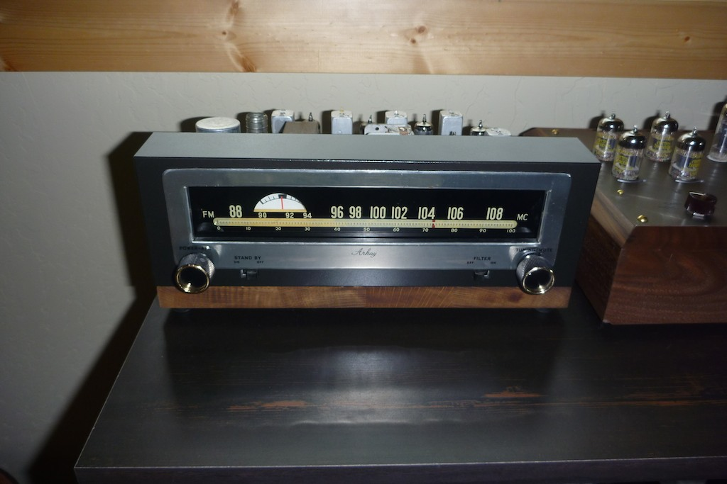 my refurbished Arkay FM tuner & stereo Mystereo1_zps5a2372ad