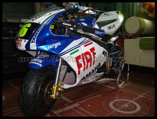 Xe đạp, xe máy, ô tô: Hàng Độc Đồ Chơi Cao Cấp Moto Mini, Cào cào, Poket Biker, Ruồi Bay,  Fiat3-wwwMotoMinicomvn