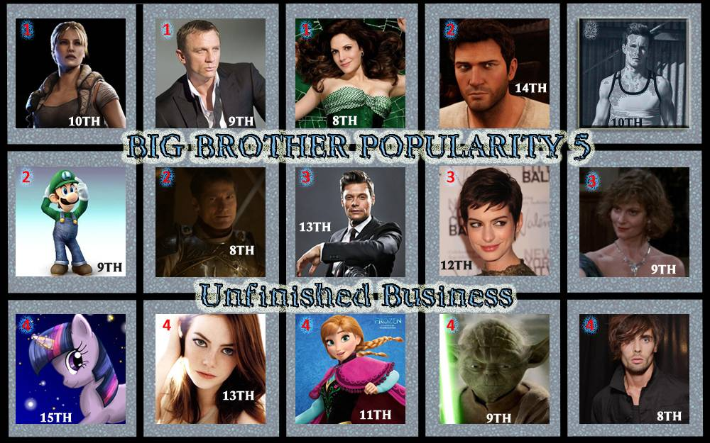 Big Brother Popularity 5 - Unfinished Business - Page 2 BBP5MemoryWall_zps787a4b89