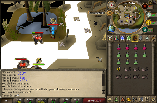 Random Runescape pictures lol. 646hitphotobucketed