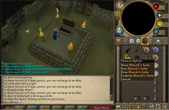 Random Runescape pictures lol. Dhhelmphotobucketed