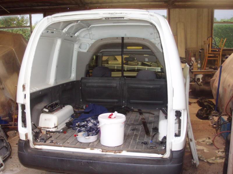 The incaraddo works van...... P1010039
